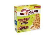 Nutri-Grain, croustillant de céréales au chocolat de Kellogg's