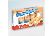 Kinder Happy Hippo Noisette