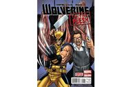 Wolverine Comic Book – Chris Cosentino