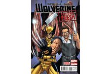 Wolverine Comic Book – Chris Cosentino