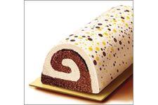 Bûche Bonheur façon chocolat viennois de Pilpa