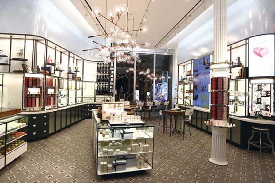 Fresh les photos de la boutique new yorkaise - Vente unique point com ...
