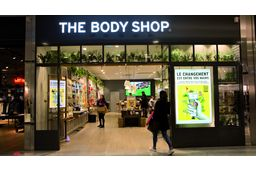 Natura acquiert The Body Shop.