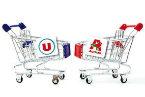 Système U/ Auchan: 400 zones de chalandises seront observées par l'Autorité de la concurrence