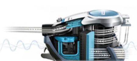 aspirateur sans sac bosch bgs51410 relaxx 39 x. Black Bedroom Furniture Sets. Home Design Ideas