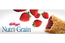 Nutri Grain Barre de Céréales Cerise de Kellogg's