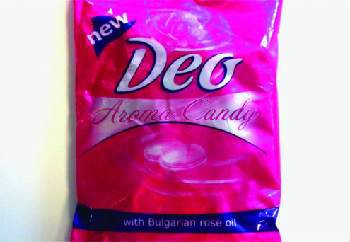 Deo Perfume Candy