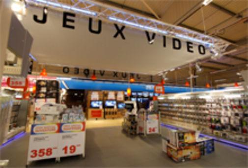 JEUX VIDEOS FNAC
