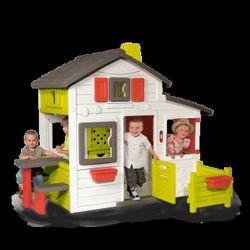 friends house de smoby. Black Bedroom Furniture Sets. Home Design Ideas