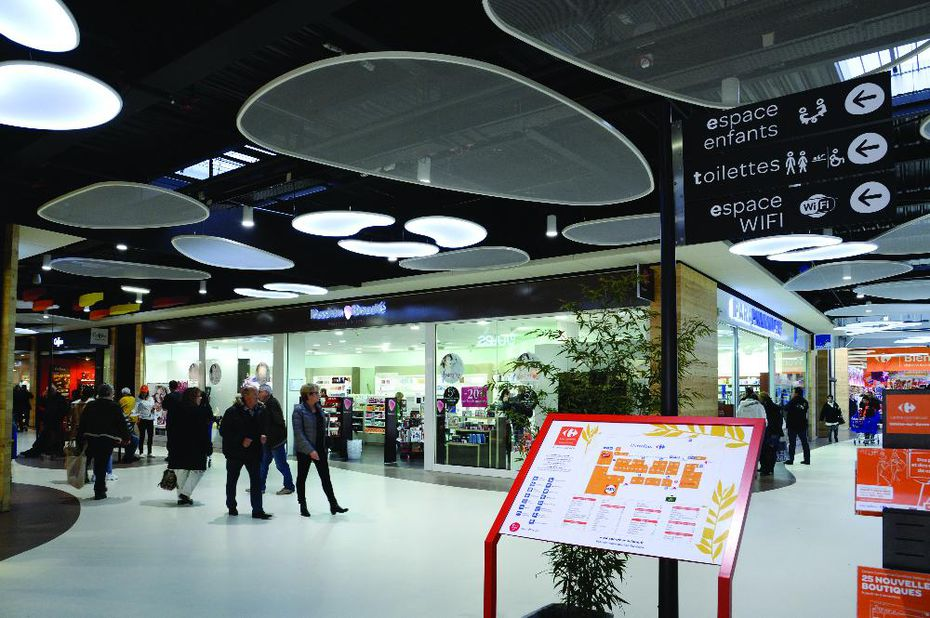 franchise 2015 les centres commerciaux