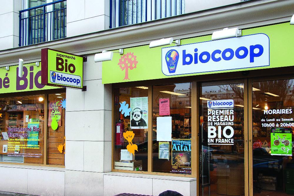 biocoop champion des ouvertures de magasins bio responsable. Black Bedroom Furniture Sets. Home Design Ideas