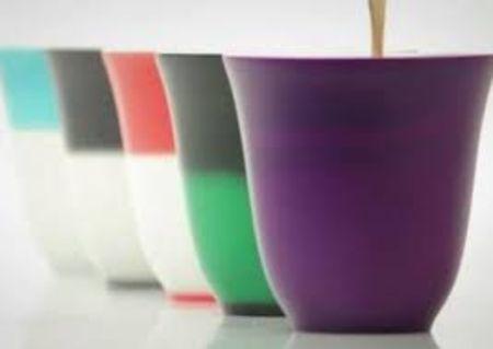 tasses illusions de guy degrenne. Black Bedroom Furniture Sets. Home Design Ideas