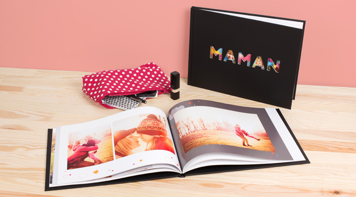 Livre Photo Maman De Photobox De Photobox