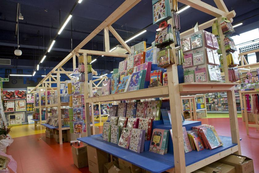 Visitez en images le nouveau magasin concept - Magasin de loisirs creatifs ...