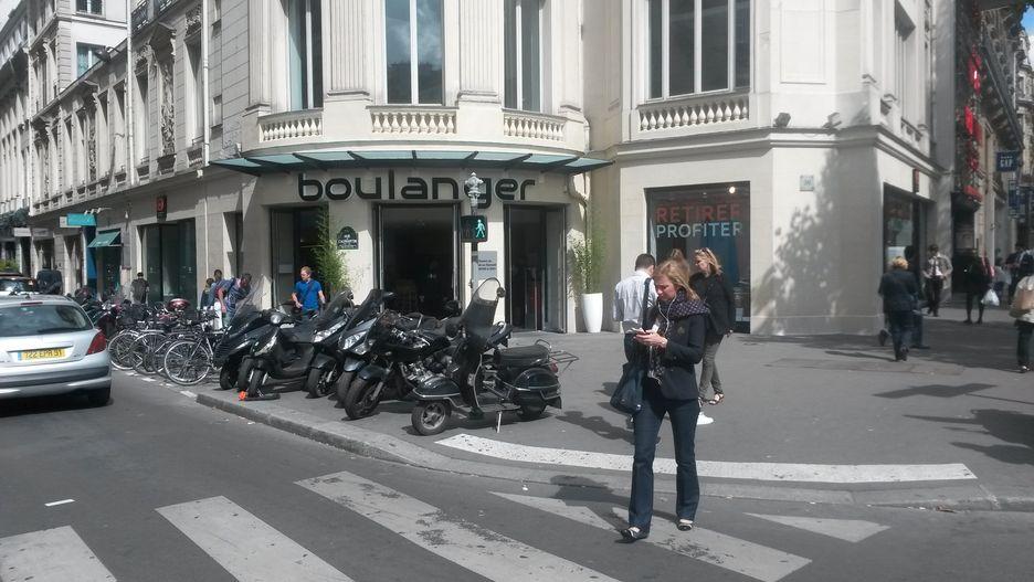 Visitez le tout nouveau concept de boulanger - Magasin habitat paris ...