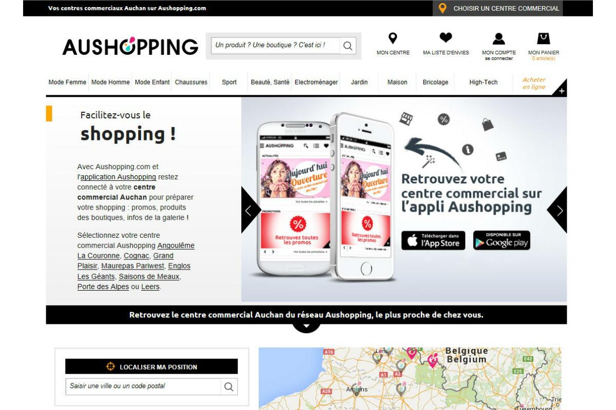 Auchan et carrefour d voilent leur vision du for Email auchan