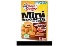 Mini Nuggets de poulet Barbecue de Père Dodu