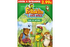 Le DVD Franklin et ses amis - Fans de Nature de TF1 Vidéo