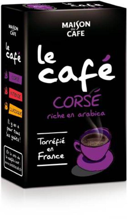 Le caf cors de maison du caf for Maison du cafe andrezieux