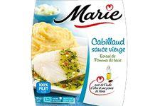 Cabillaud sauce vierge & Ecrasé de Pommes de terre de Marie