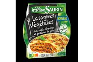 Lasagnes végétales William Saurin