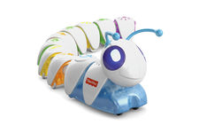La chenille programmable Fisher-Price de Mattel