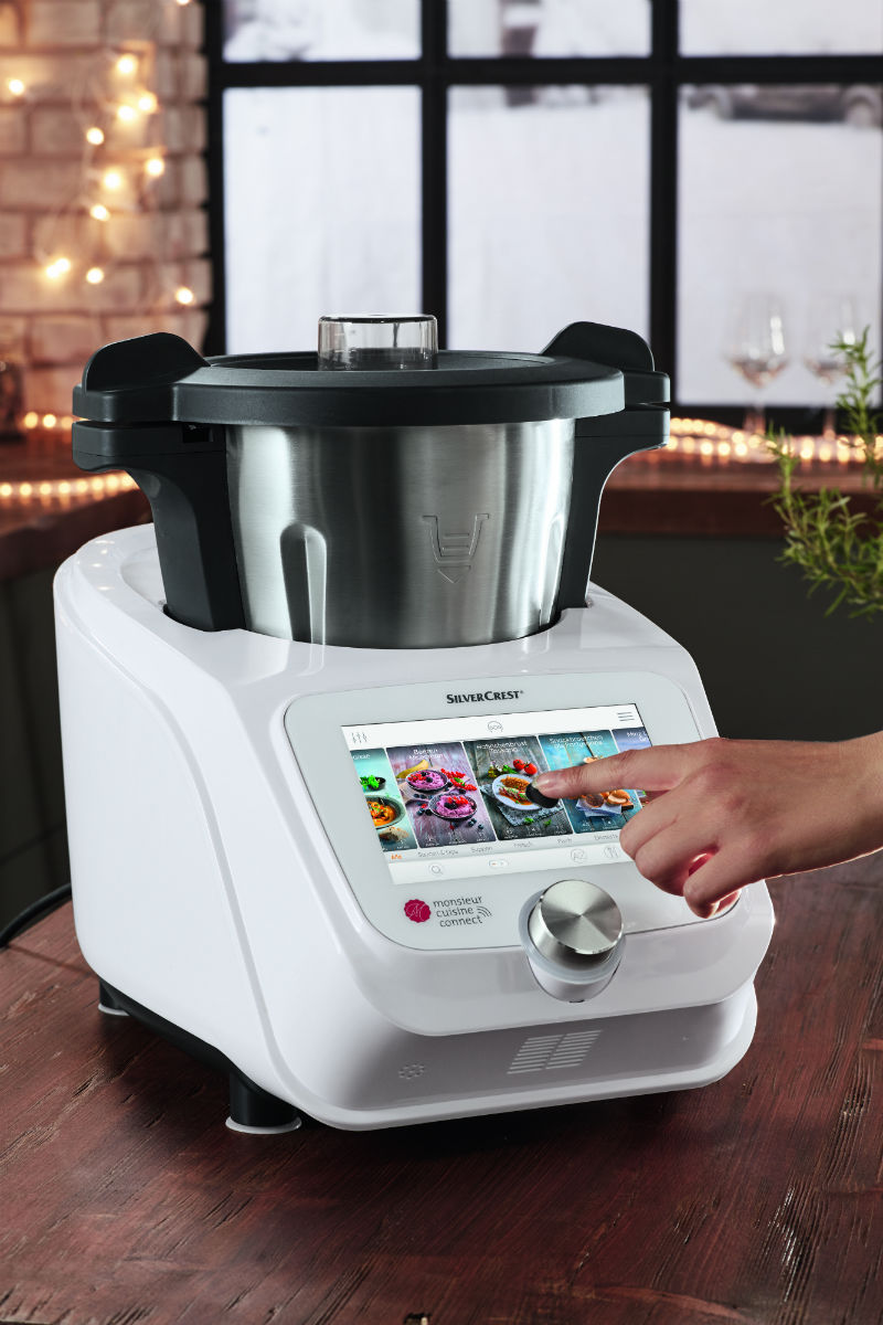 Thermomix Lidl Silvercrest