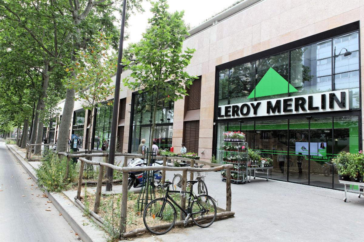 le roy merlin nimes le nouveau magasin leroy merlin au. Black Bedroom Furniture Sets. Home Design Ideas