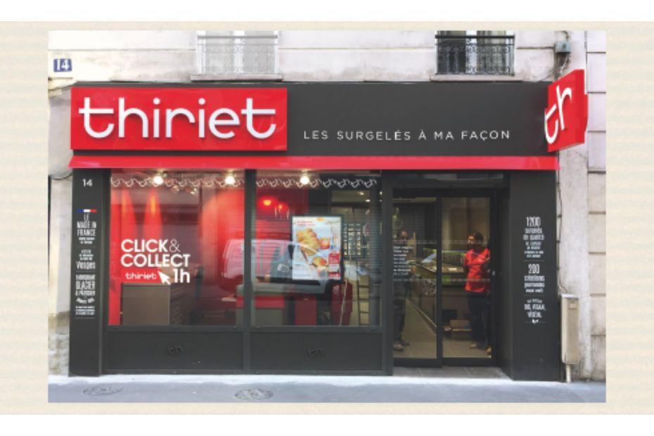 e64d2afefd7 Thiriet ouvre son 1er magasin à Paris dans le 15ème arrondissement