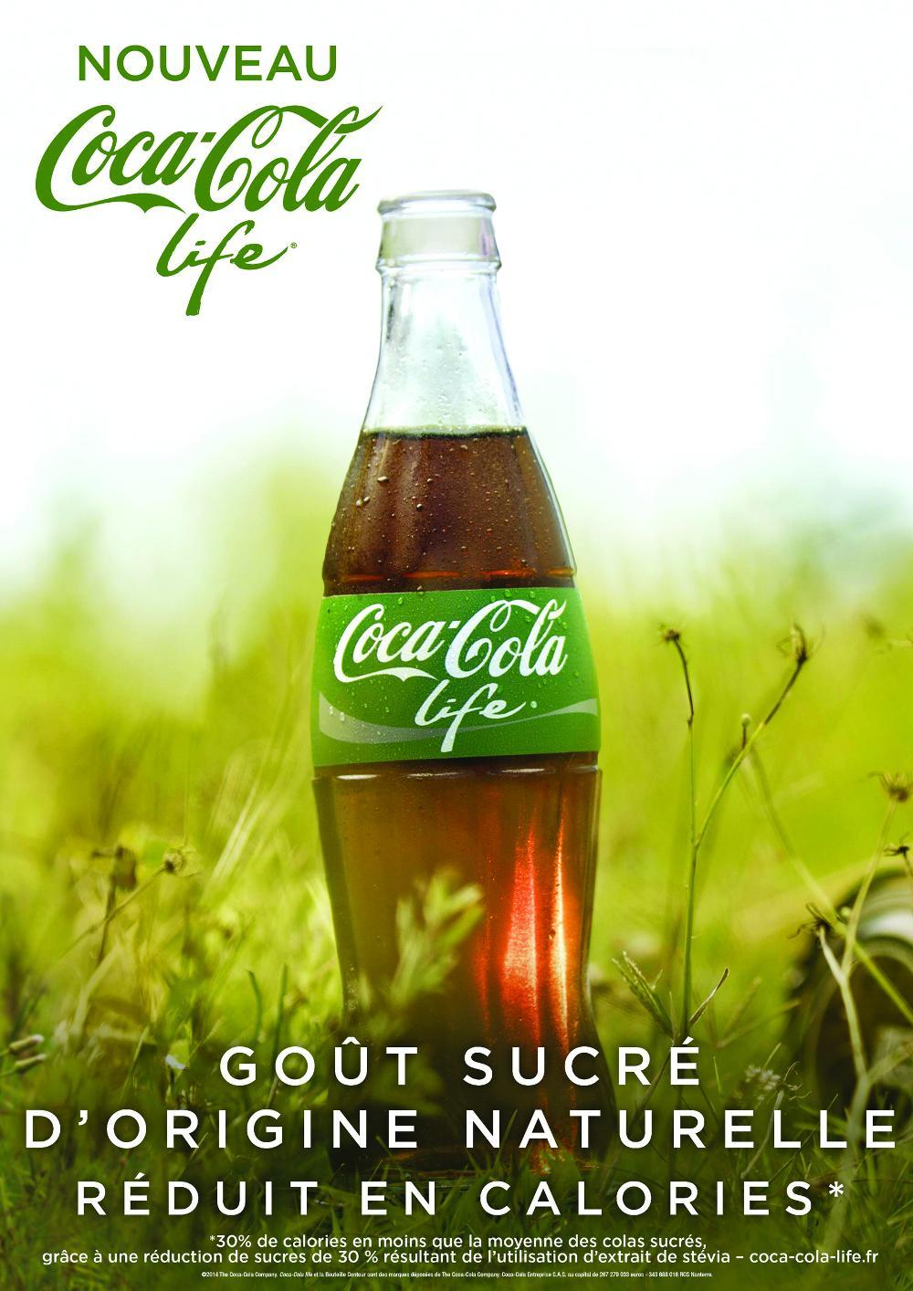 Cinq Questions Sur Coca Cola Life Boissons Et Liquides