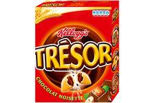 Céréales Tresor Chocolat Noisette de Kellogg's