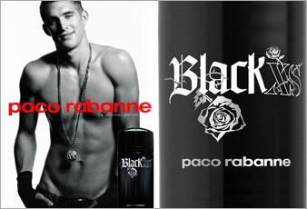Black Xs De Paco Rabanne De Puig