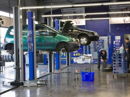 Norauto annonce l ouverture de 10 centres for Garage nord auto