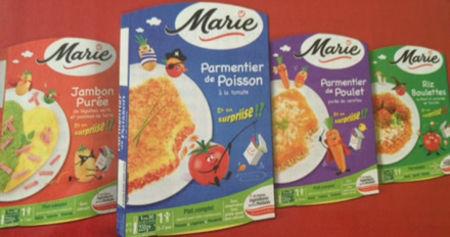 Parmentier de poisson la tomate de marie for Plats cuisines marie