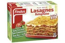 Les Lasagnes à la Bolognaise Findus