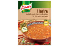 Soupe Harira halal Knorr