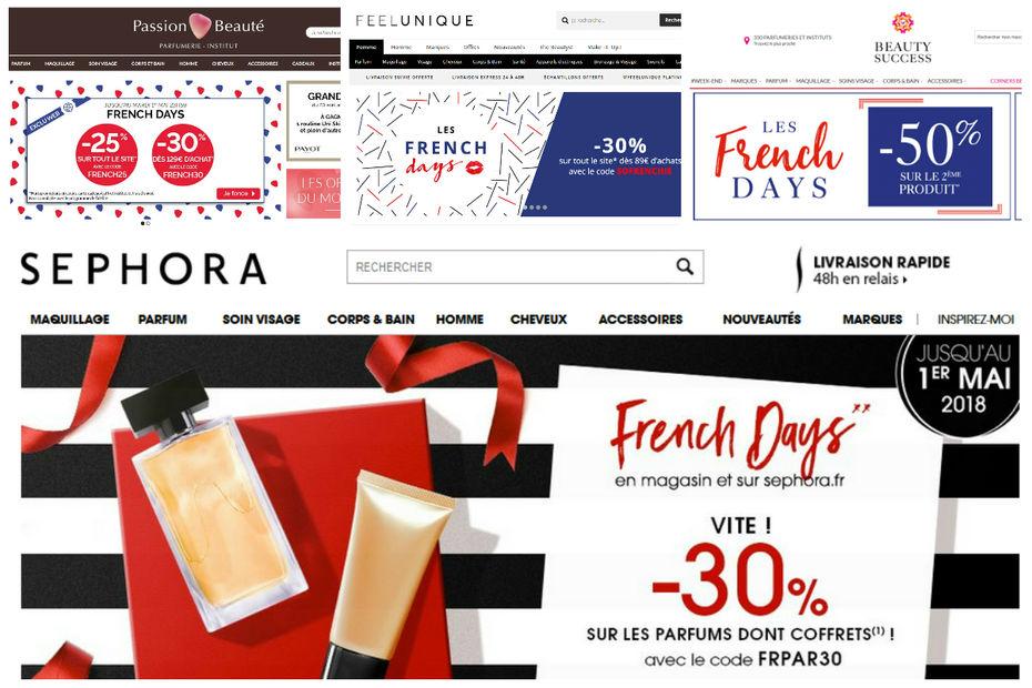 EXCLUSIF En avant-première pour LSA, NPD a dressé le bilan des ventes en  parfumerie sélective pendant les French Days. L opération est un succès. 629ae7ea4df1