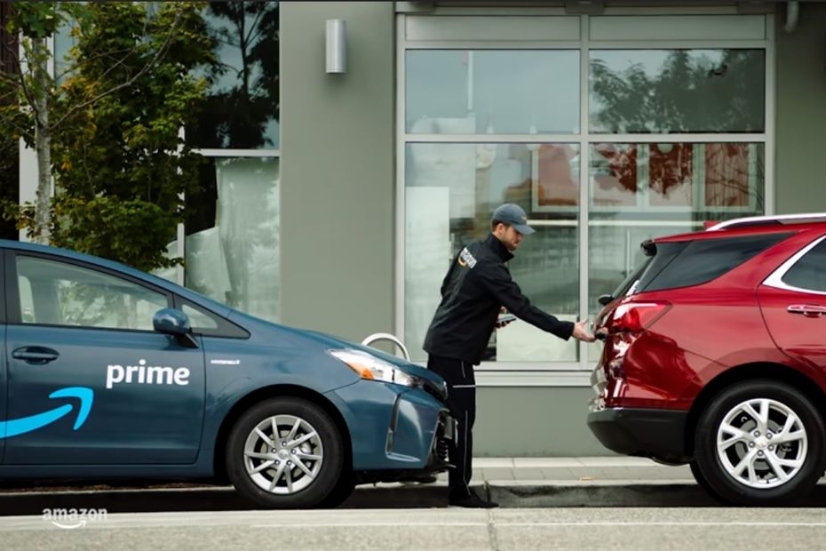 Amazon va livrer directement dans votre voiture
