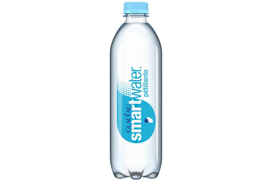 Avec Smartwater, Coca-Cola s'attaque au marché français de l'eau minérale