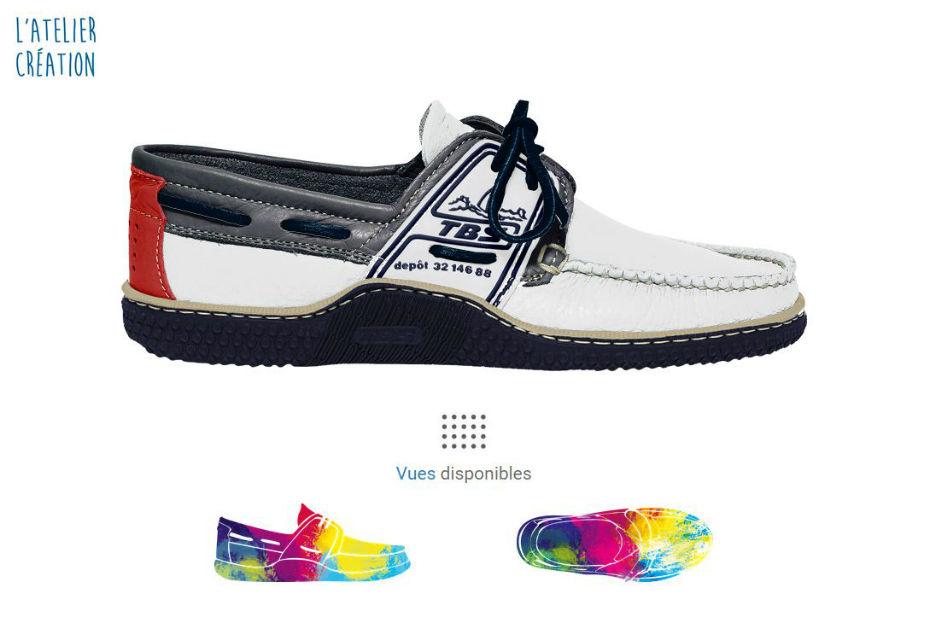 Tbs Lance Des Chaussures Personnalisées Textile Habillement Rtjqvtkw-145946-7422055 Vente