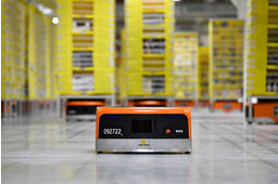 Amazon Robotics Kiva