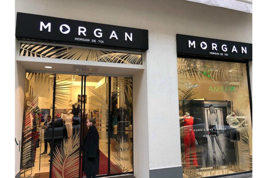 design de qualité d118d a4268 Morgan sort la tête haute de l'année 2017 - Textile, habillement
