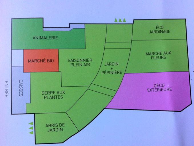 botanic ouvre une nouvelle jardinerie. Black Bedroom Furniture Sets. Home Design Ideas