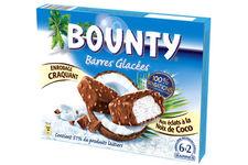 La barre glacée Bounty