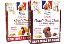Croc' Tout Choc à la Pâte à tartiner Lucien Georgelin