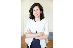 Marianne Romestain, 51 ans, rejoint le groupe Galeries Lafayette.