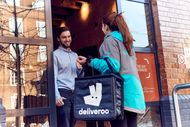 Deliveroo PR library imagery