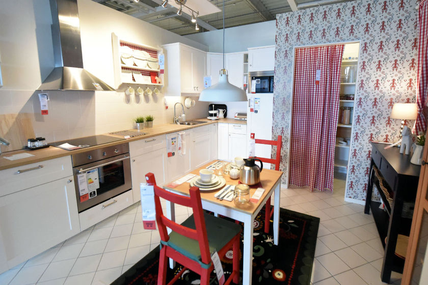 visitez le nouveau magasin ikea de mulhouse. Black Bedroom Furniture Sets. Home Design Ideas
