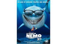 DVD Le Monde de Nemo 3D