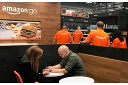 Amazon Go s'implantera prochainement à Londres